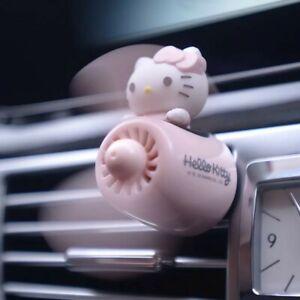 Hello Kitty Car Clip Fan