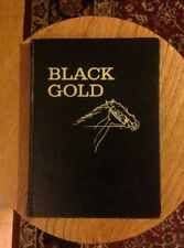 Black Gold  by Marguerite Henry  1957.  Hardcover