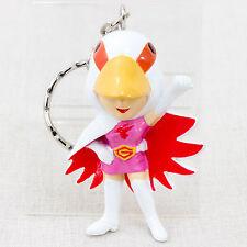 Kagaku Ninja Tai Gatchaman G-3 Mascot Figure Key Chain JAPAN ANIME MANGA