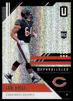 2018 PANINI UNPARALLELED ERIC KUSH RC CHICAGO BEARS #36