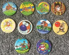 POGs - 10x WPF World Tour - Excellent Condition - Free Postage!
