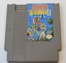 Dragon Warrior II Nintendo NES Authentic Game Cartridge Only