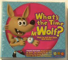 What's the Time Mr. Wolf? by Various Artists (CD, Apr-2009, ABC for Kids)