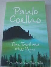 Paulo Coelho The Devil and Miss Prym 2009 First Edition First Prinitng Paperback