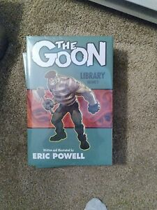 The Goon Library Edition Volume 2 Omnibus Eric Powell SEALED - FREE SHIPPING