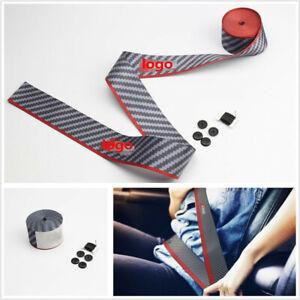 3.6M 4.8CM Racing Front 3 Point Safety Retractable Car Seat Lap Belt Universal