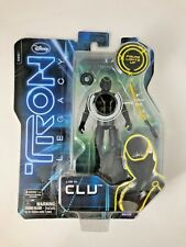 "CLU 4"" action figure TRON LEGACY Spin Master DISNEY 2010 3.75"" scale"