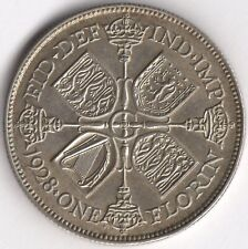 1928 George V Silver Florin | British Coins | Pennies2Pounds
