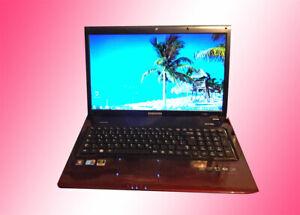 *TOP* LAPTOP NOTEBOOK Samsung Hero R780 17,3 Zoll (500 GB, Intel Core i5)