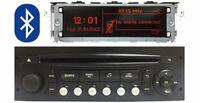Peugeot 307 Bluetooth CD Radio Player + Bluetooth Screen Mic + VIN Programming