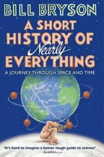 A Short History of Nearly Everything New Paperback Book Bill Bryson