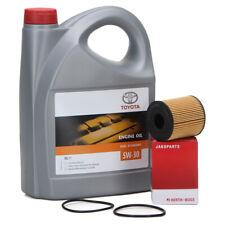 ORIGINAL Toyota Motoröl FUEL ECONOMY 5W30 5L + H+B Ölfilter J1315030 PROACE 2.0D