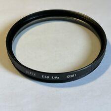 Leitz Leica Filter E60 UVa - 13381 für Noctilux