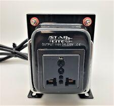 Starlite Step Up/Down AC Voltage Converter | WTG-500 W | 220v to 110v