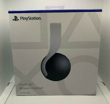 PS5 SONY PLAYSTATION 5 PULSE 3D WIRELESS GAMING HEADSET NEW SOLD OUT *IN HAND*
