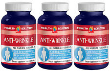 Ascorbic acid powder - ANTI WRINKLE ADVANCED NATURAL FORMULA -Vital Vitamins, 3B