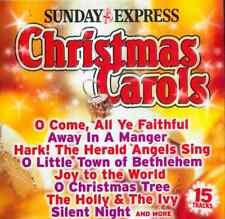 CHRISTMAS CAROLS - UK PROMO CD: WORCESTER CATHEDRAL CHOIR, TONUS PEREGRINUS ETC