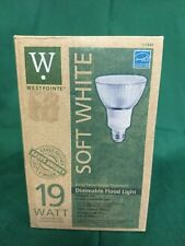 Dimmable Compact Florescent 19W Flood Light Westpointe