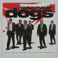 OST - RESERVOIR DOGS LP 1992 UK SIMPLY VINYL SONNDTRACK QUENTIN TARANTINO MONDO