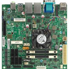 Supermicro H9SKV-420 Mini-ITX 4-Core Motherboard & CPU