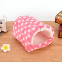 small animal bed cave warm cute nest for hamster guinea pig squirrel hedgehogPLV