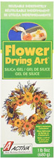 Activa Silica Gel for Flower Drying 1.5 Pound New