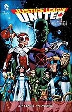 Justice League United TP Vol 1 Justice League Canada, Lemire, Jeff, New Book