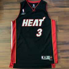 Adidas NBA MIAMI HEAT ROOKIE Swingman Jersey DWYANE WADE Sz Medium M