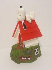 Vintage 1958 Snoopy On Doghouse Night Light Lamp Candle Hallmark Peanuts NEW!!