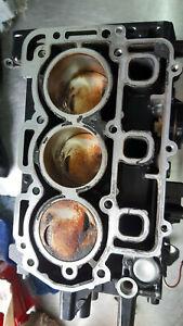 Tohatsu Aussenborder MFS 25 30 B Motorblock mit Kolben und KW gebraucht