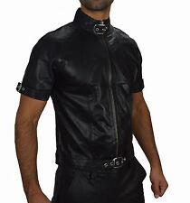Lederhemd,Leather shirt,Leder Hemd,Chemise en cuir,Lederjacke,leder jack AW-667