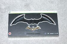 XBOX 360 - Batman Arkham Asylum - Collectors Edition - VGC
