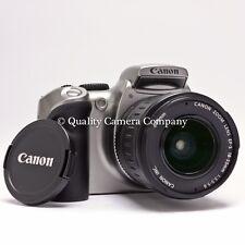 Canon Digital Rebel Body & EF-S 18-55mm f/3.5-5.6 Lens - 6.3MP EX SHOOTER