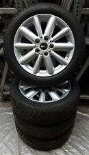 4 MINI Winterräder Radial Spoke 508 Mini F55 F56 F57 175/60 R16 M+S 6855117 RDCI