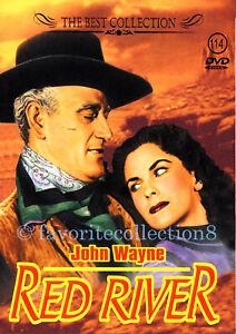 Red River (1948) - John Wayne, Montgomery Clift (Region All)