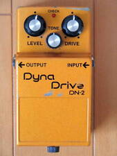 BOSS DN-2 Dyna Drive GUITAR EFFECT PEDAL BASS Dyna Amp Over Drive Distortion