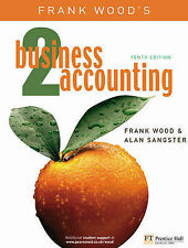 Frank Wood's Business Accounting 2 (v. 2)-ExLibrary