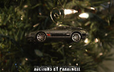Custom '81 '82 DMC DeLorean 1/64th Christmas Ornament Adorno Back to the Future