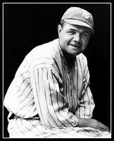 Babe Ruth #11 Photo 8X10 - New York Yankees  Buy Any 2 Get 1 FREE
