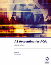 AS Accounting for AQA (Accounting & Finance)-ExLibrary