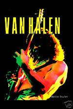 Heavy Metal: Eddie Van Halen * Hot For Teacher * Promotional Poster 1984