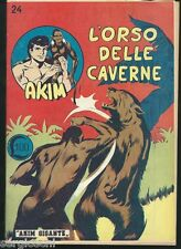 AKIM GIGANTE - ALBO D' ORO # 24- 1968  -EDIZIONE TOMASINA -ORIGINALE