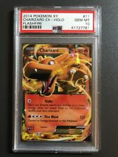 2014 Pokemon XY Flashfire CHARIZARD EX HOLO #11 PSA 10 GEM MINT