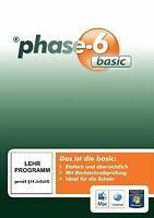 Phase-6 Basic  (PC+MAC) von Langenscheidt KG | Software | Zustand gut