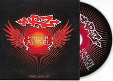 MR. Z - Earth angel CD SINGLE 6TR Enh DUTCH CARDSLEEVE 2006 (DIGIDANCE)