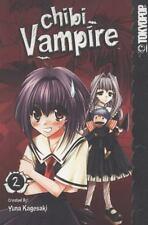 Chibi Vampire, Vol. 2-ExLibrary
