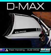 2012-2018 Isuzu Dmax D-max BONNET stripes decals stickers decal sticker x2