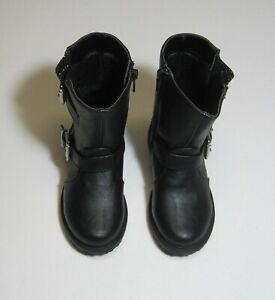 NWT, Toddler Girls Boots Black, Cherokee