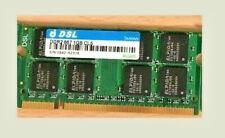 DSL (1GB DDR2 PC2-5300 667MHz SODIMM 200-pin) DRAM - M