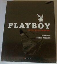PLAYBOY - LES PLUS BELLES COUVERTURES - Pamela Anderson, Damon Brown - NEUF